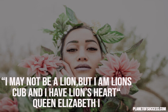 85 Majestic And Royal Queen Quotes Planet Of Success