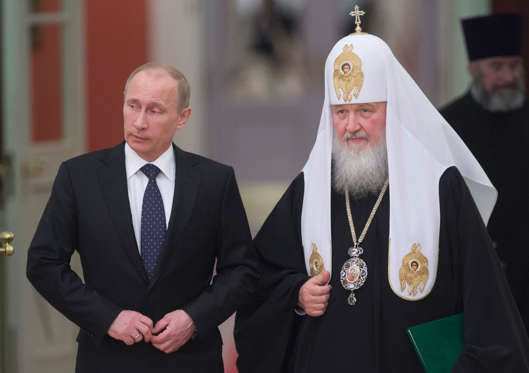 He is a devout member of the Russian Orthodox Church. He defended his country's anti-gay law amid protests.