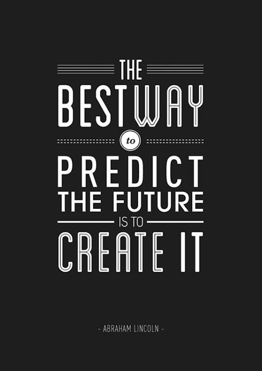 The Best Way To Predict The Future Is To Create It - CyprusInno