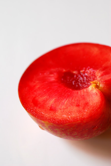 inside a blood plum