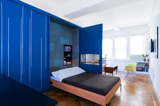 These 6 Spacious Micro-Apartments Have Genius Decorating And Storage Ideas That You Should Copy
