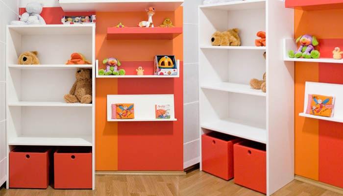 Sistemas de almacenaje para el dormitorio infantil blog y arquitectura - Muebles para juguetes infantiles ...