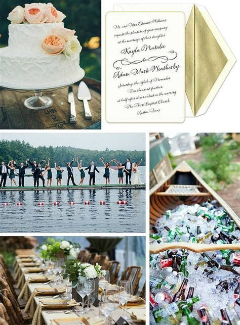 1000  images about Summer Camp Weddings on Pinterest