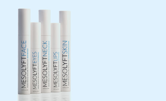 Visage Sculpture of Newton MA Launches the First Micro-Needling Skincare Line MesoLyft™ that will Transform the Skin and Donate to Local Charity