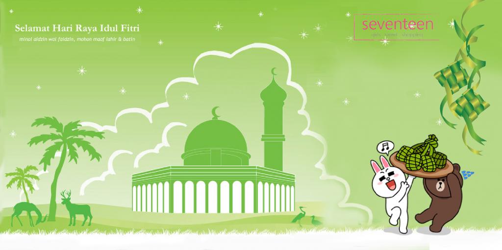 Kumpulan Kartu Ucapan Selamat Idul Fitri Unik & Lucu Blog Unik
