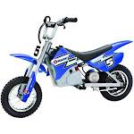 Razor MX350 Dirt Rocket Electric Motorcycle Dirt Bike, Blue