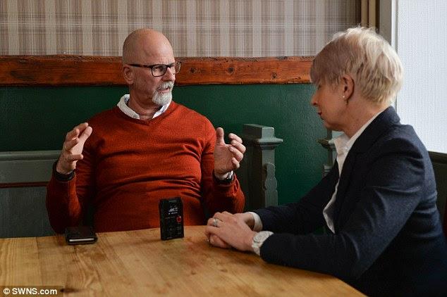 Peter Springare, un policier avec 42 ans de surveillance en Suède, veut que les politiciens reconnaissent qu'il ya un problème avec les criminels immigrants