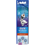 Oral-B Pro-Health Jr. Sensitive Clean Disney Frozen Kids Replacement Toothbrush Heads, 3 Count