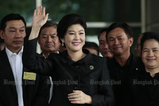 Meechai: Yingluck can't appeal until new law is out | Bangkok Post: news