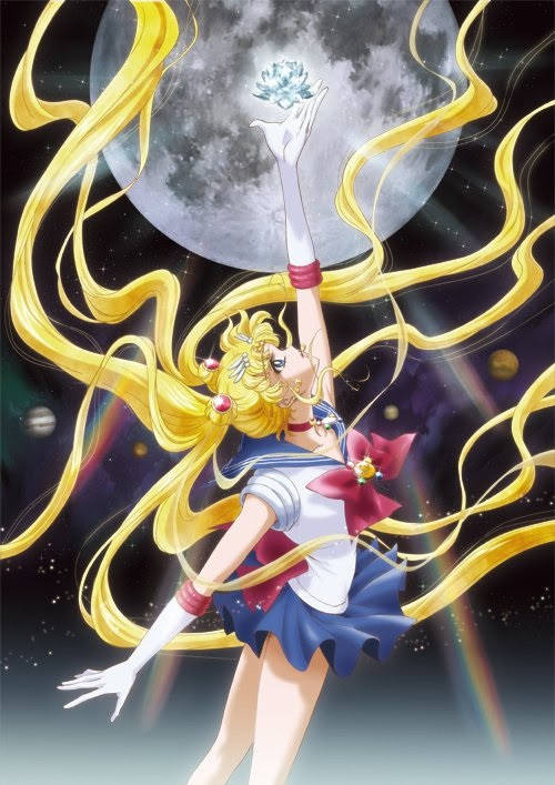 """Sailor Moon Crystal"" 1st Episode Advance Screening to be Held on June 30"