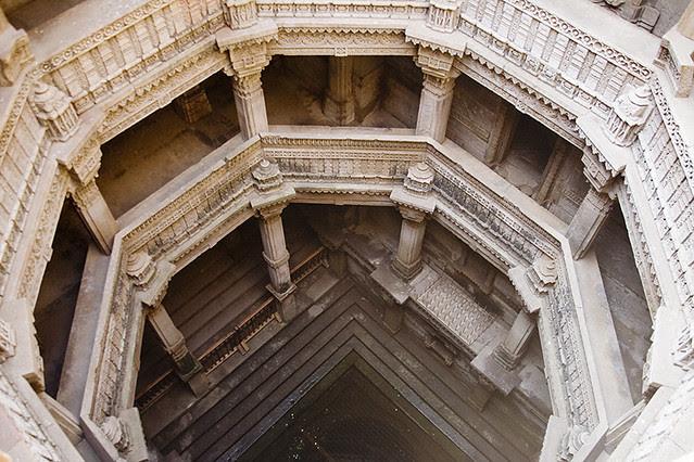 Adalaj Step well- Top 10 places to visit in Ahmedabad
