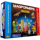 Magformers 63093 Magnetic Miracle Brain 258-Piece Set