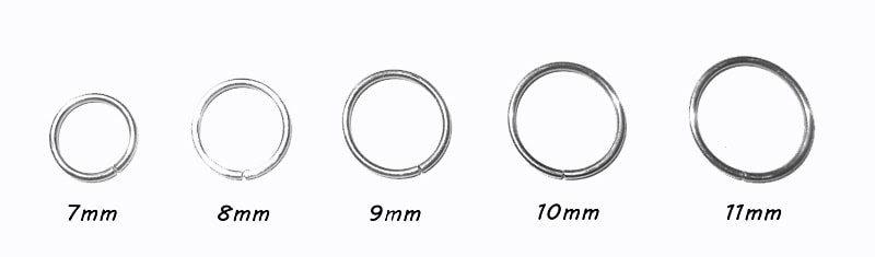 Small Titanium Earrings Pure Titanium Earrings For Sensitive Ears