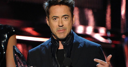 Robert Downey Jr. and Sting's Duet Will Drive You To Tears [VIDEO]