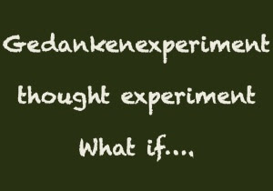 Gedankenexperiment