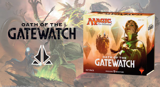 Oath of the Gatewatch Fat Pack Giveaway