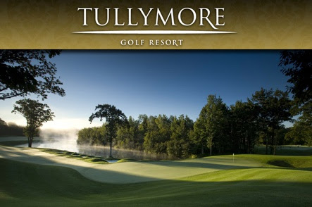$75 for 18 Holes with Cart and Range Balls at Tullymore Golf Resort in Stanwood ($160 Value. Choose Either Course, Any Day, Any Time until July 6, 2015!)