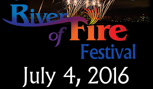 Tri-Cities River of Fire Festival 2016