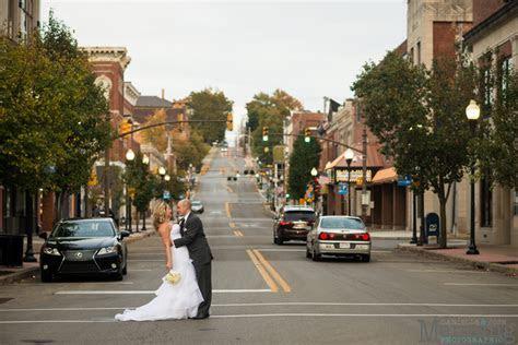 Lauren & Evan Wedding   The Corinthian   Downtown Sharon