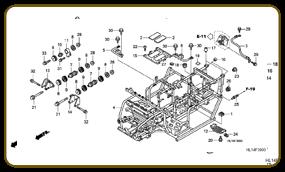 Wiring Diagram: 28 Honda Big Red Parts Diagram