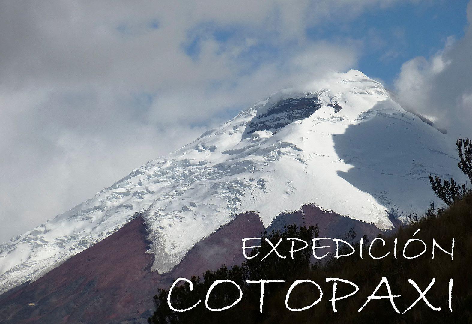 · 2012/12 COTOPAXI (5.897 M) CORDILLERA ANDES (ECUADOR)