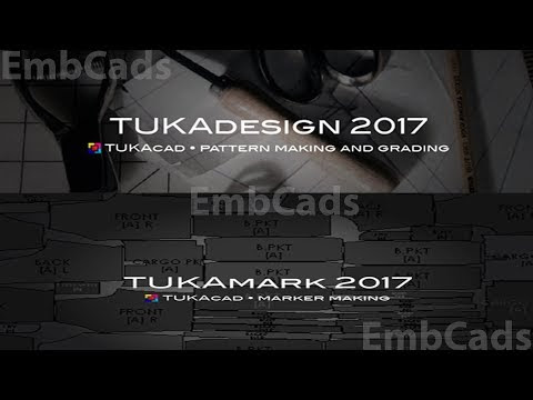 TukaCad 2017 With Smart Marker Full Work Windows All 32Bit And 64 Bit