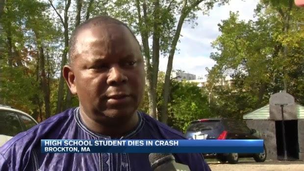 Teen Killed in Crash in Brockton, Mass. Identified  NECN