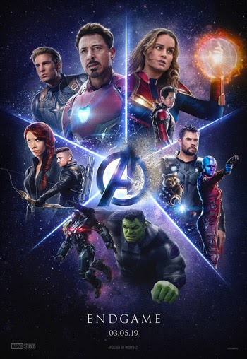 Avengers Endgame 2019 Dual Audio Hindi BluRay 480p 600MB [Hindi HQ Line]