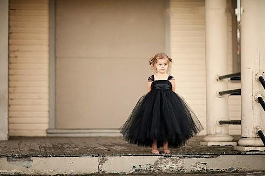 Cheap Flower Girl Dresses - Discount Black Dress Little Girl 039 S Toddler Glitz Online with $90.06/Piece | DHgate.com