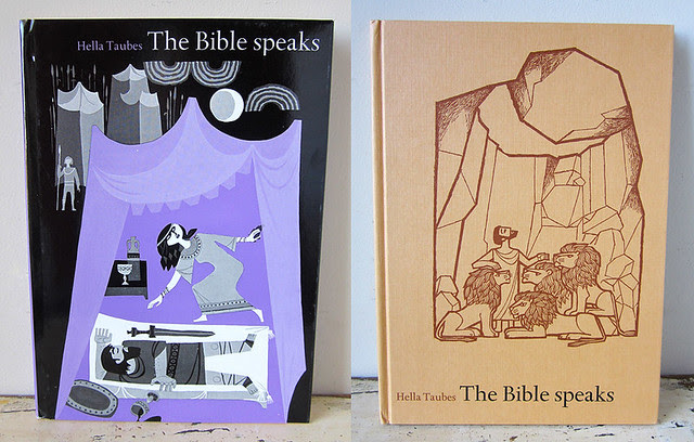 The Bible Speaks Vol. 3, by Hella Taubes, Illustrated by Dan Bar-Giora