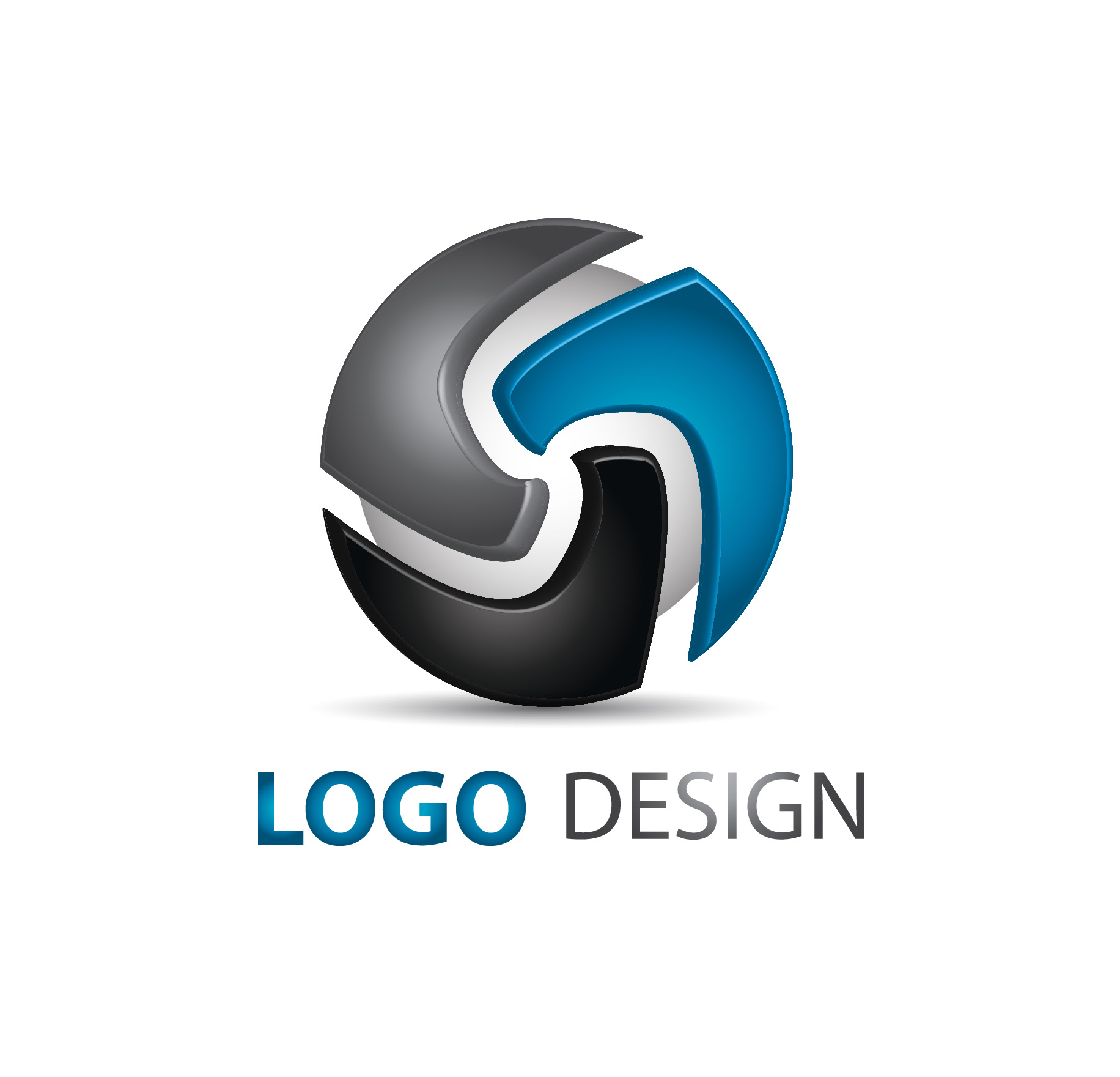 How to create a 3D logo on illustrator