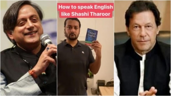 Shashi Tharoor loves Pak comedian's video on his English, asks him to make on Imran Khan https://ift.tt/3aZeaNy