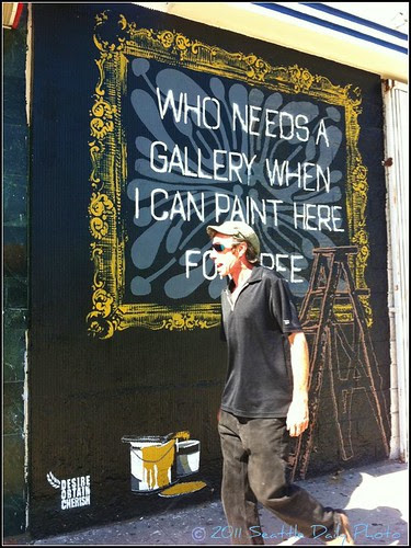 Postcard:  Paint Here For Free