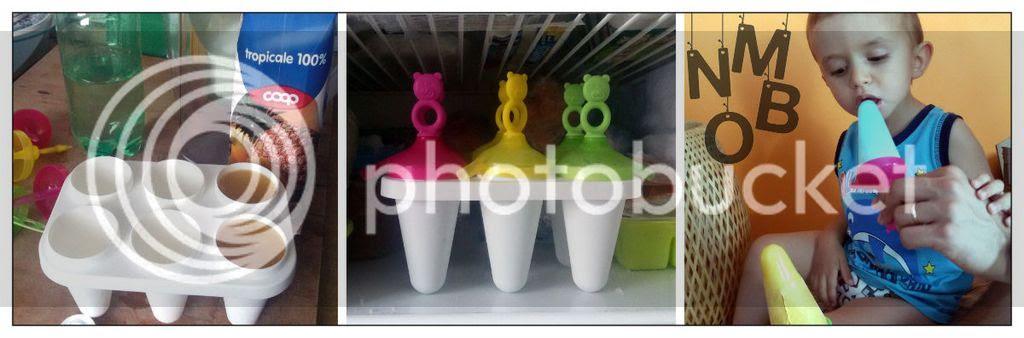 ghiaccioli handmade