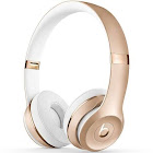 Apple Beats Solo³ Wireless Bluetooth On-Ear Headphones with Mic - Gold