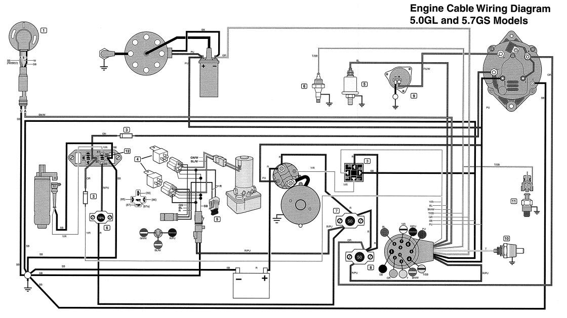 For A Chevy 350 Starter Motor Wiring Diagram