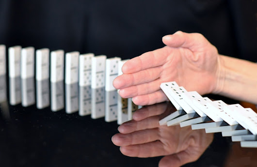 The Domino Effect from late payments