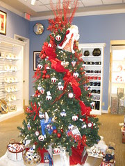 Gift Shop Patriotic Tree