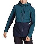 Eddie Bauer First Ascent Women's Fineline 2.0 Jacket - Medium - Peacock