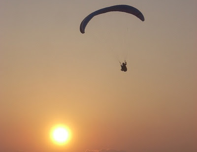 Costa Rica Paragliding Packages Vacation - La Dolce Vita