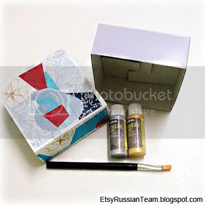 How to Make a Recycled Gift Box