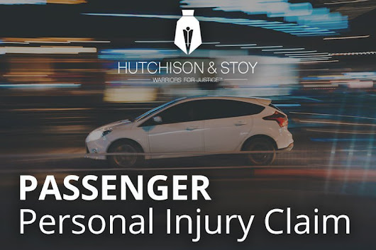 Can a Passenger in a Car Accident File a Personal Injury Claim?