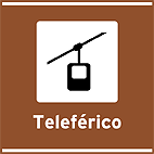 Areas de recreacao - TAR-05 - Teleférico