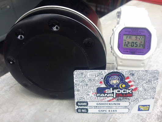 LIMITED EDITION CASIO G-SHOCK DW-5600BLK-7CU BLVCK SCVLE x SUPPLY CIRCUIT