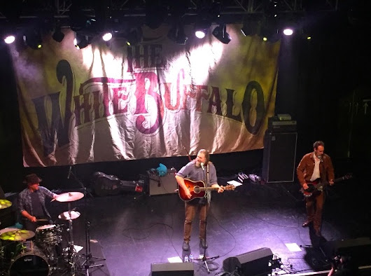 The White Buffalo O2 Academy Review