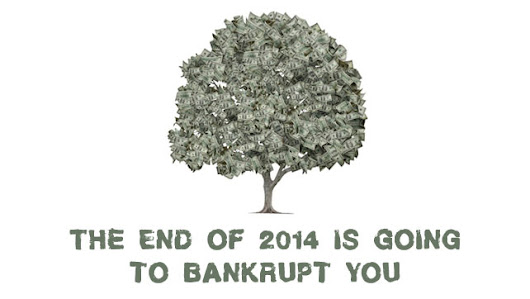 The End of 2014 is Going to Bankrupt You • Codec Moments