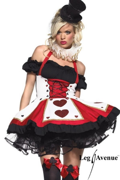 Eroticism Shop > Costume Pretty playing Card