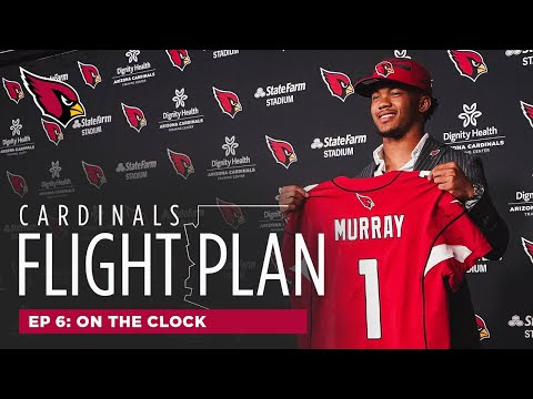 Inside the Selection of Kyler Murray & His Arrival in Arizona