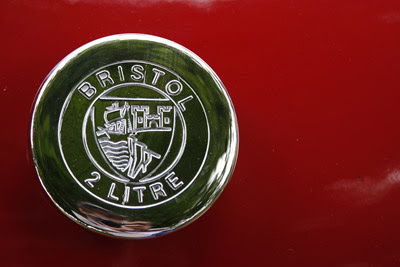 Bristol Motors Badge @ Goodwood Festival Of Speed 2008