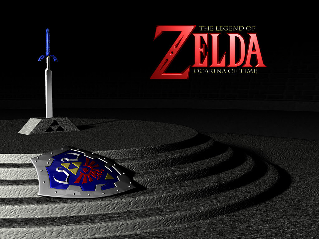 Zelda Ocarina Of Time Wallpapers 27 Wallpapers Adorable Wallpapers